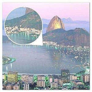 Papel Fotográfico Texturizado Ponto Glossy A4 230g - 50 Folhas