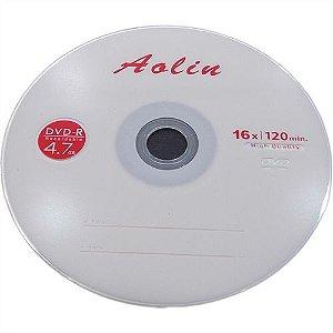 DVD-R Aolin 16X 4.7GB C/Logo - 01 Unidade
