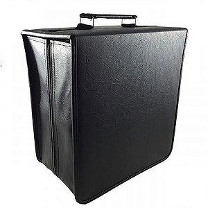 Porta CDs / DVDs com Alça c/ capacidade para 520 discos