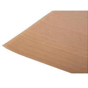 Manta de Teflon 0,13mm para Prensa 40 x 60cm Sem Adesivo