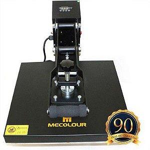 Prensa Térmica Plana 38x38cm Digital 110V Mecolour (A010) - 01 Unidade