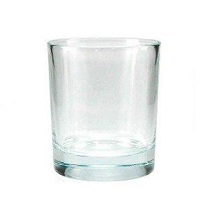 Copo de Vidro Cristal Tipo Whisky 250ML (482) - 1 Unidade