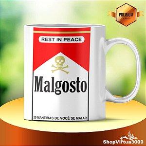 Caneca Cerâmica Classe +AAA Personalizada Malgosto - 01 Unidade