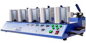 Prensa Térmica Caneca 5 em 1 - 110v Display Digital ShopVirtua3000® (2158) (LiveSub)
