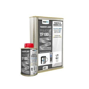 Primer Tf100 Metal Promotor de Adesão para Transfer Laser 150ml - 01 Unidade