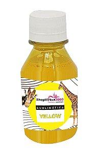 Tinta Sublimática 100 ml Amarelo para Epson Alta Performance (9370SUBLI) - 01 Unidade