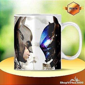 Caneca Cerâmica Classe +AAA Personalizada Batman Arkham Knight - 01 Unidade