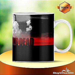 Caneca Cerâmica Classe +AAA Personalizada The Walking Dead - 01 Unidade