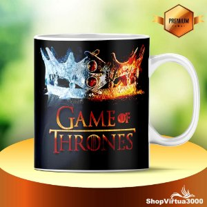 Caneca Cerâmica Classe +AAA Personalizada Game of Thrones - 01 Unidade