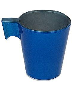 Xícara de Café Flashy 80ml Cor Azul P/Transfer Laser (2819) - 01 Unidade