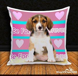 Almofada Personalizada Linha Pet Dog  (Com Capa Material Oxford + Enchimento) - 01 Unidade