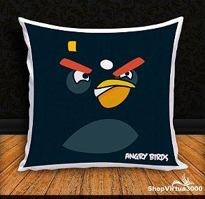 Almofada Personalizada Angry Birds Modelo 04 (Com Capa Material Oxford + Enchimento) - 01 Unidade