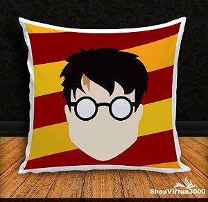 Almofada Personalizada Harry Potter (Com Capa Material Oxford + Enchimento) - 01 Unidade