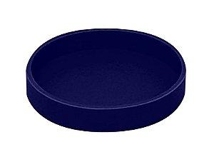 Base Silicone P/ Canecas - 7 Cm D - Azul Escuro (2262) - 01 Unidade