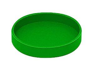 Base Silicone P/ Canecas - 7 Cm D - Verde (2268) - 01 Unidade