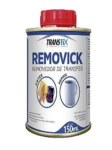 Removedor de Transfer Laser Removick Transfix 150ml - 01 Unidade (LINHA TRANSFER ESPECIAL)