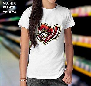 Camisa 100% Poliéster Personalizada Jogador Futebol Americano - 01 Unidade