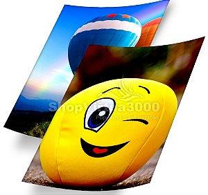 Papel Fotográfico Glossy 180g - A3 (SV3000 - BC 2007) - 20 folhas