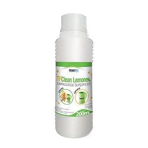 TF Clean Lemone Limpador De Superficie 200ml para Personalização a Laser Transfix - 01 Unidade