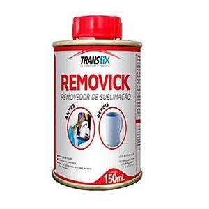 Removick Removedor de Sublimação 150ML Transfix - 01 Unidade