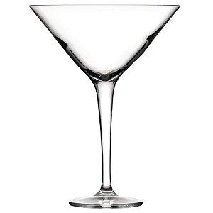 Taça Vidro Cristal P/ Drinks Transparente Purpurin 230ml (Linha Elegance Sublimação) (3098) - 01 Unidade
