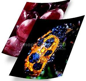 Papel Fotográfico Matte Fosco 230g A4 - Photo Paper (Cód. 17) - 20 folhas