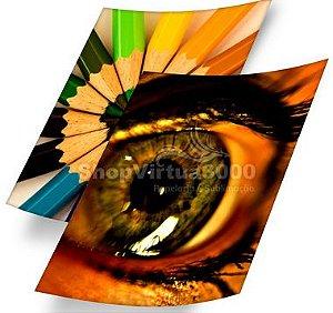 Papel Fotográfico Matte Fosco 180g A4 - Photo Paper (Cód. 12) - 100 folhas