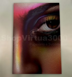 Papel Fotográfico Matte Fosco Dupla Face 180g A4 - Photo Paper (Cód 15) - 20 folhas