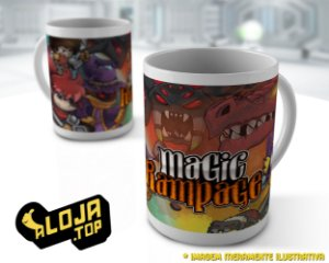 Caneca Magic Rampage