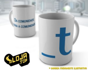 Caneca Training Center - Modelo 1