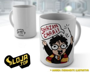 Caneca Bonne - Harry Potter
