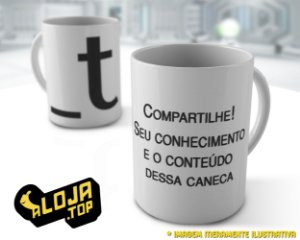 Caneca Training Center - Modelo 3