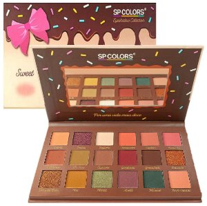 Paleta de Sombras Sweet Charm SP Colors SP231-A