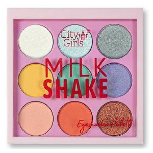 Paleta de Sombras Milk Shake City Girl CG242 - B