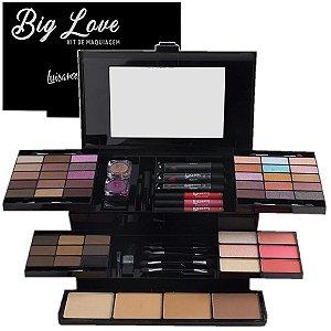 Luisance - Kit de Maquiagem Completo Big Love L023