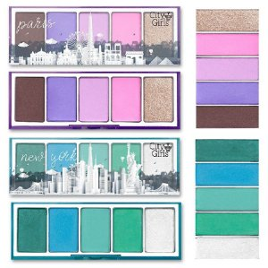 City Girls - Paleta de Sombra Paris New York CGN009 - Display C/16 Unid
