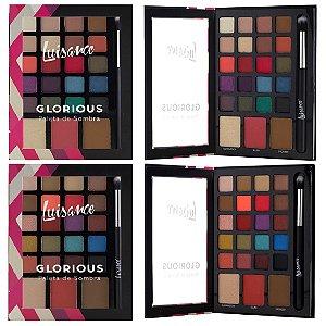 Luisance - Kit de Maquiagem Glorious  L991 Display C/ 12 Unid