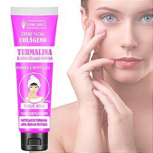 Capim Limão - Esfoliante Facial Turmalina com Colágeno