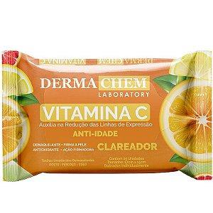 Dermachem - Lenço Anti-idade Vitamina C  - 12 Unid