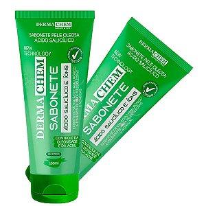 Dermachem - Sabonete Facial Pele Oleosa Acido Salicilico (06174)