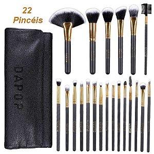 Dapop Kit de Pincéis ( 22 Unidades ) HB96699 - 4 Kits
