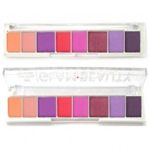 Jasmyne - Paleta de Sombras Glam Beauty JS12017 - Cor A