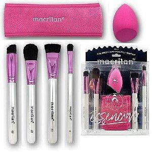 Macrilan - Kit Preparação da Pele Essencial ED012