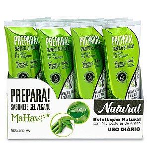 Mahav - Sabonete Gel Vegano Pré Maquiagem - 12 unid