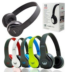 Importados - Fones De Ouvido Bluetooth Sem Fio - Headphone - 06 Unidades