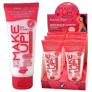 Dermachem - Hidratante Facial Primer Anticraquelando Pré Make Make Up - 06 Unid