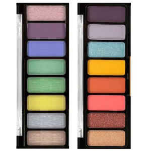 SP Colors - Paleta de Sombras Glamour SP224 - 06 unid