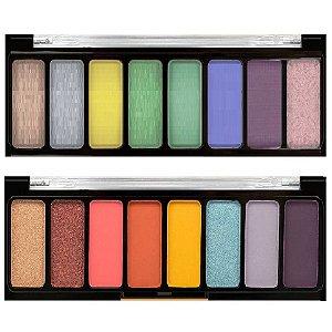 Sp Colors  - Paleta de Sombras Glamour SP224 - 24 Unid