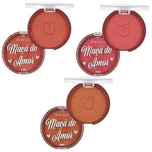 Mia Make - Blush Compacto Maçã do Amor  220 - 06 unid