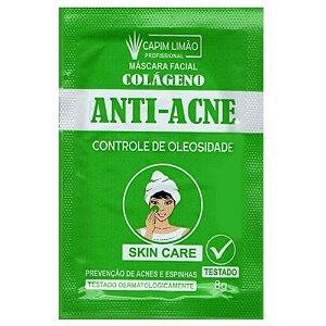 Capim Limão - Sachê Creme Anti-Acne - unitario